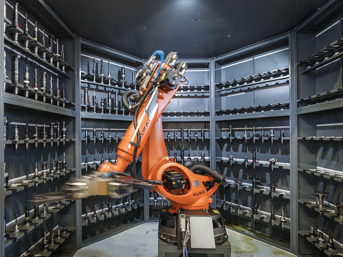 Zaigler Roboter