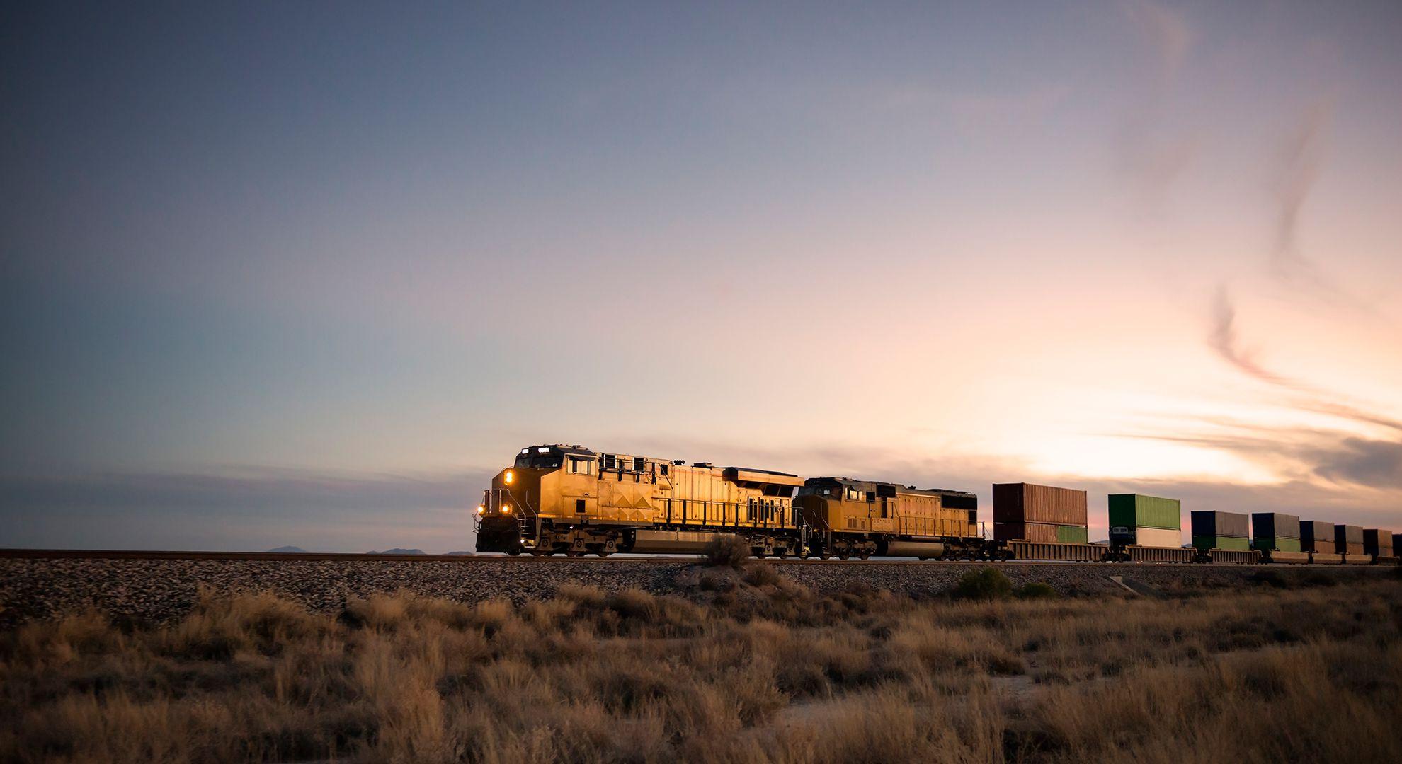 Sliderbild Diesellokomotive
